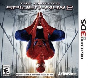 Amazing Spider-Man 2, The ROM