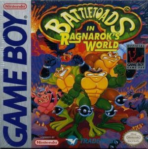 Battletoads In Ragnarok's World ROM