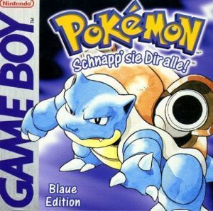 Pokemon - Blaue Edition ROM