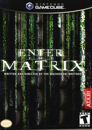 Enter The Matrix  - Disc #2 ROM