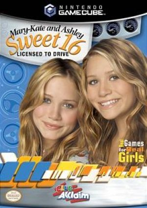 Mary Kate And Ashley Sweet 16 Licensed To Drive ROM
