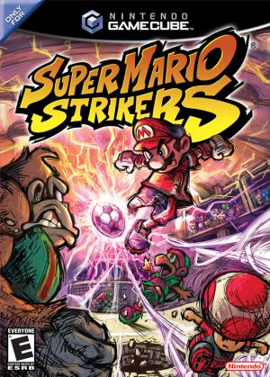 Super Mario Strikers ROM