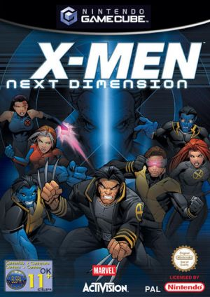 X Men Next Dimension ROM