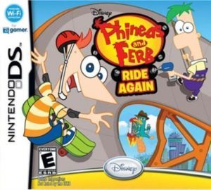 Phineas And Ferb - Ride Again ROM