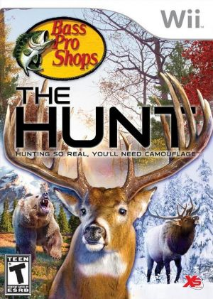 Bass Pro Shops - The Hunt ROM