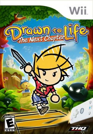 Drawn To Life - The Next Chapter ROM