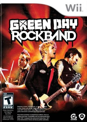 Green Day Rock Band ROM