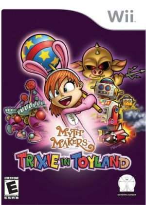 Myth Makers - Trixie In Toyland ROM
