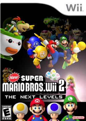 New Super Mario Bros Wii 2 - The Next Levels ROM