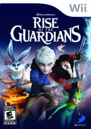 Rise Of The Guardians ROM