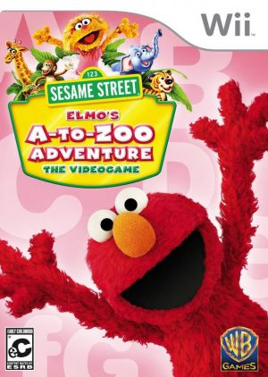 Sesame Street- Elmo's A-to-Zoo Adventure ROM