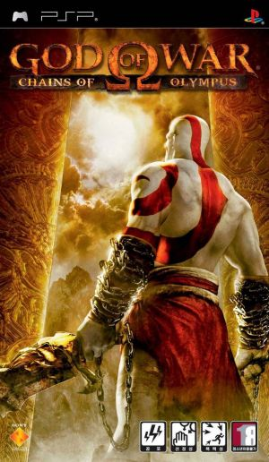 God Of War - Chains Of Olympus ROM