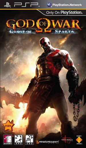 God Of War - Ghost Of Sparta ROM