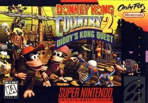 Diddy's Kong Quest ROM