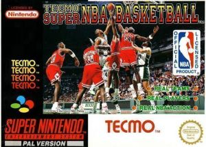 Tecmo Super NBA Basketball (Beta) ROM