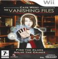 Cate West- The Vanishing Files