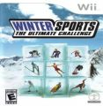 Winter Sports - The Ultimate Challenge